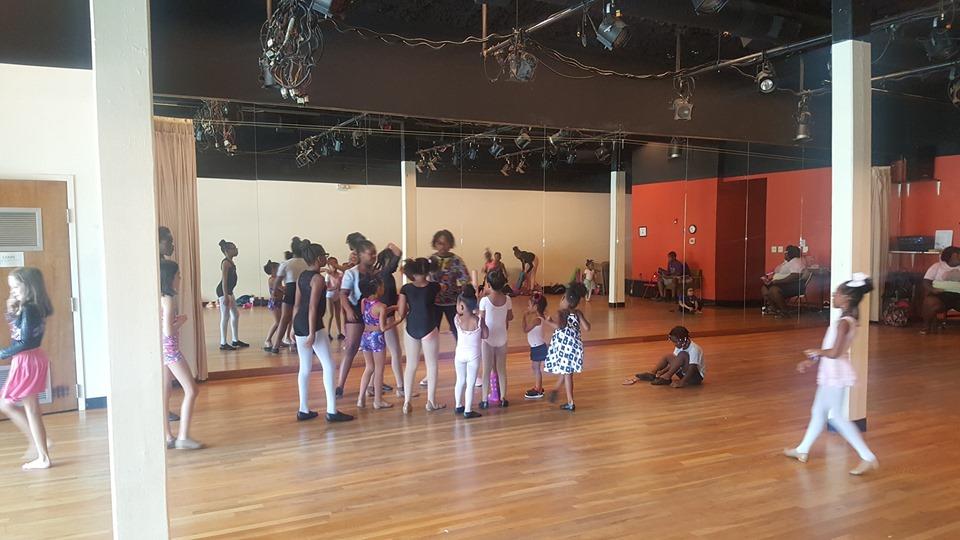Youth dance program.