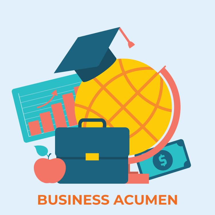 Build your business acumen with an evolutionary teacher.