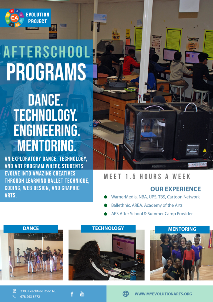 Winter Evolution| Afterschool Programs